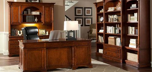 Как выбрать мебель для кабинета