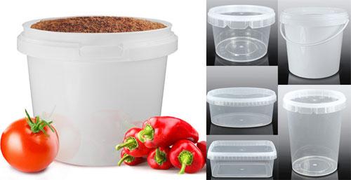 Ведра с крышками для пищевых продуктов: почему они так популярны?