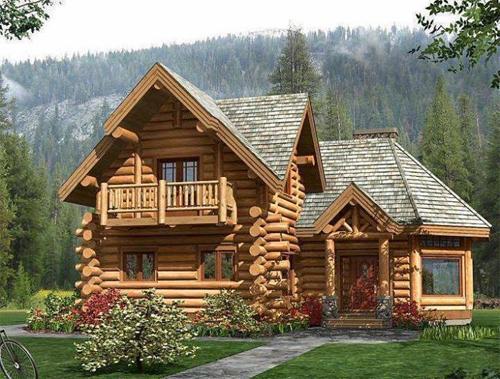 Принцип строительства экологичного дома