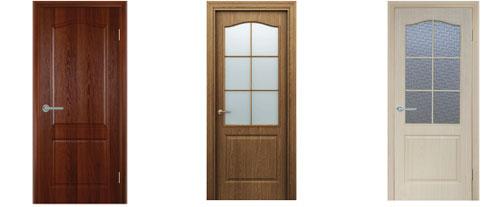 Канадские двери: особенности