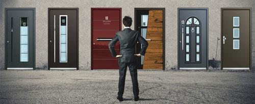 Правила выбора входных дверей