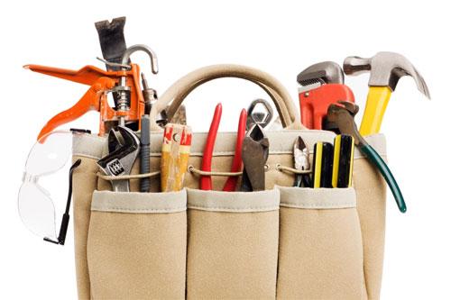 Строительный ручной инструмент необходимый в доме
