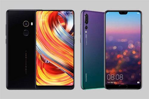 Huawei-модель нового поколения