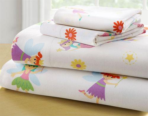Постельное бельё для детей: особенности и правила выбора