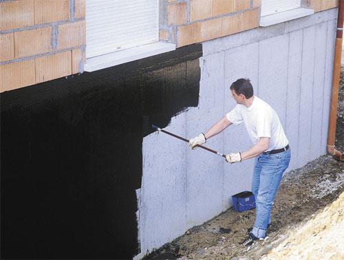 Гидроизоляция в строительстве