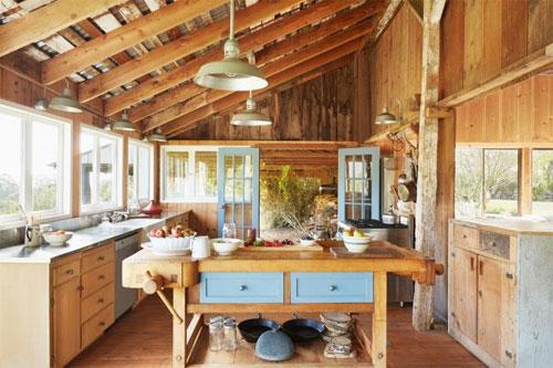 Стиль гранж в интерьере помещения и особенно кухни