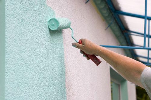 Критерии выбора краски для фасада