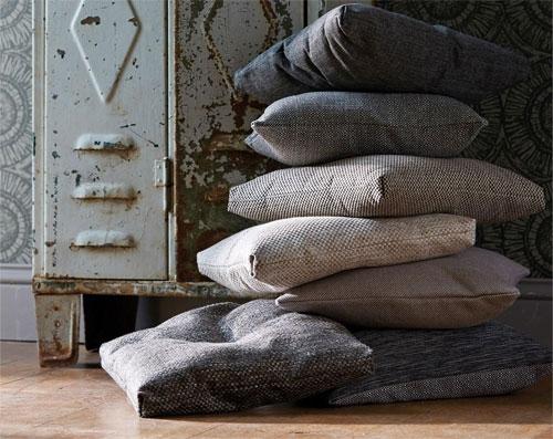 Лен в домашнем текстили