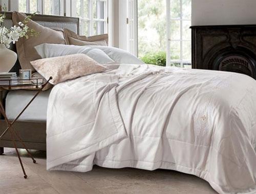 Бамбуковый текстиль для спальни