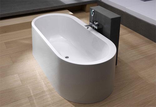 Акриловая ванна: особенности выбора