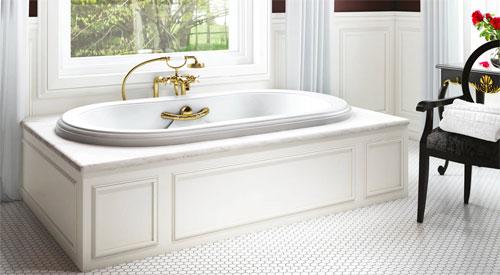 Все о поломках и деформациях в ванной