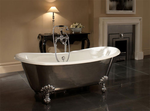 Характеристика и виды чугунных ванн