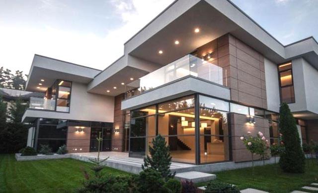 Как сделать дом в стиле хай тек – советы от школы дизайна