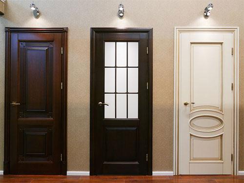 Как подобрать межкомнатные двери под стиль интерьера комнат?