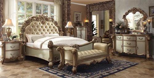 Как выбрать элитную мебель для спальни