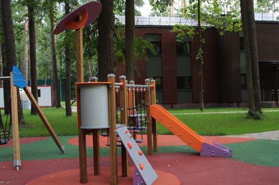 Требования к оборудованию детских игровых площадок