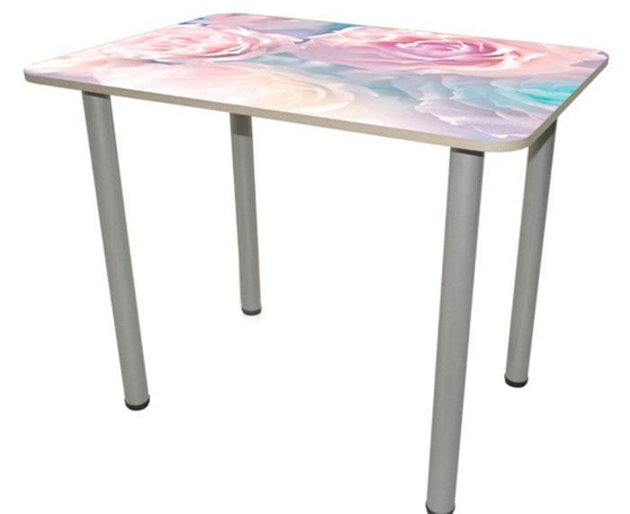 Кухонный стол как украшение интерьера