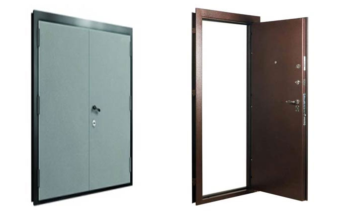 Медицинские двери: специфика и особенности