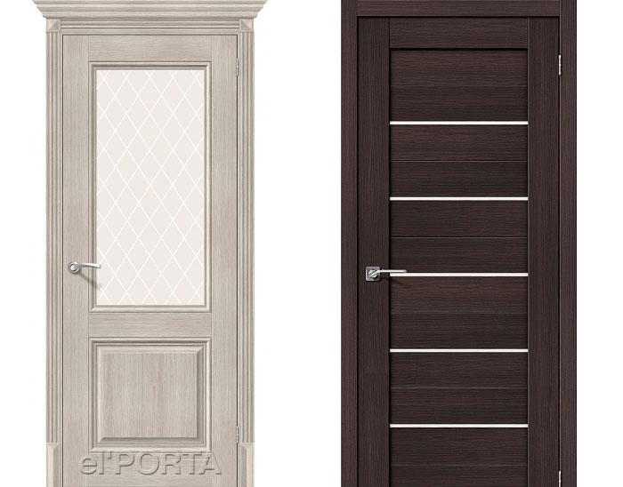 Правила выбора межкомнатных дверей: материал, цвет, способ открывания