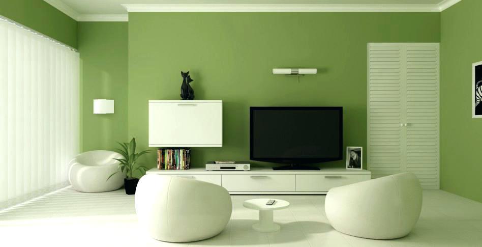 Особенности применения зеленого цвета в интерьере