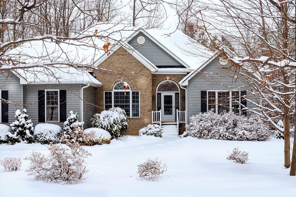Подготовка дома к зимним холодам