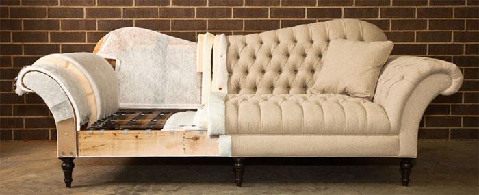 Новая обивка мебели