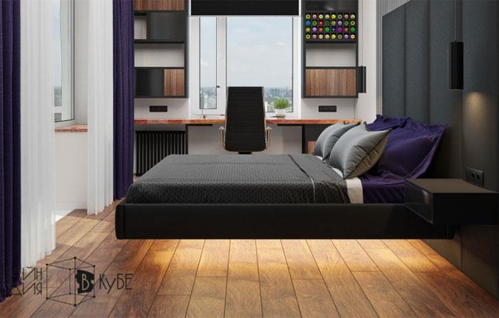Дизайн интерьера всего дома