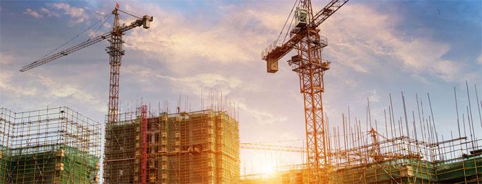 Мониторинг состояния конструкции здания