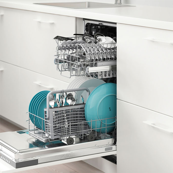 Посудомоечная машина: выбор и эксплуатация