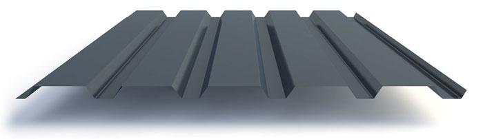 Профнастил – популярный строительный материал с доступной ценой
