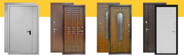 Выбор и эксплуатация входных металлических дверей
