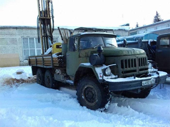 Геологические изыскания для строительства в Оренбурге