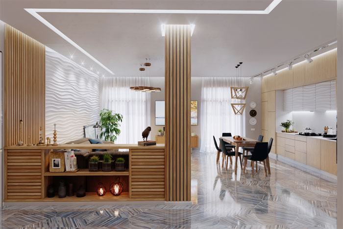 Как правильно создать дизайн квартиры