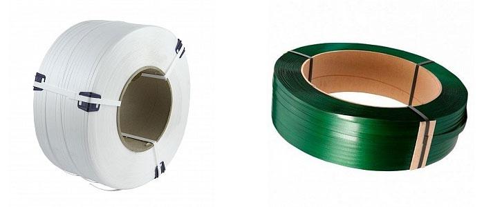 Популярные виды упаковочных лент