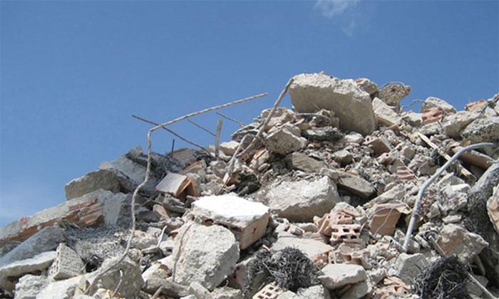 Строительный мусор: утилизация и дальнейшая переработка