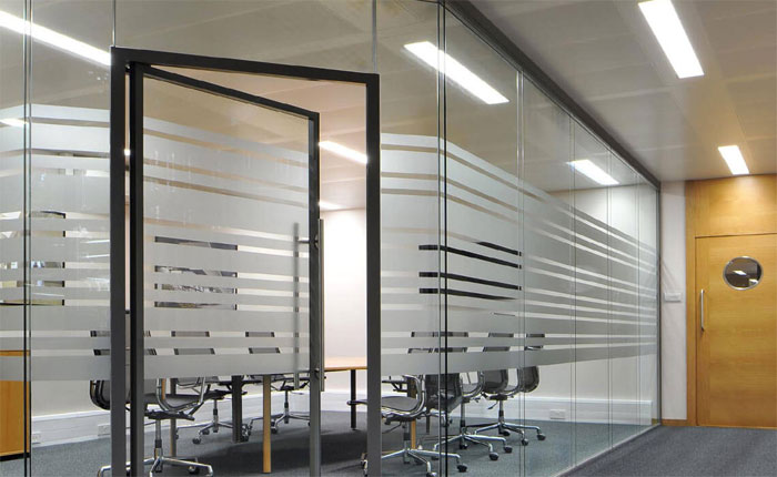 Распределение офисного пространства