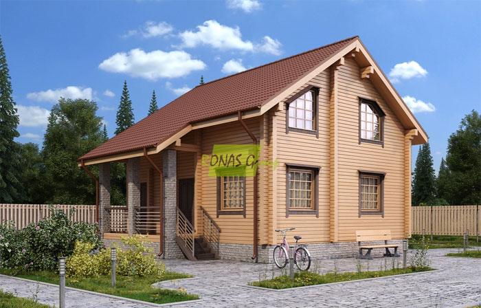 Как проводится строительство дома под ключ?