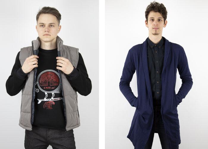 Базовый гардероб мужчины