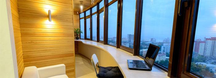 Правила остекления балконов