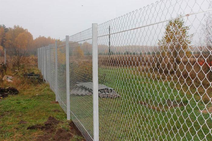 Какой бывает металлический забор?