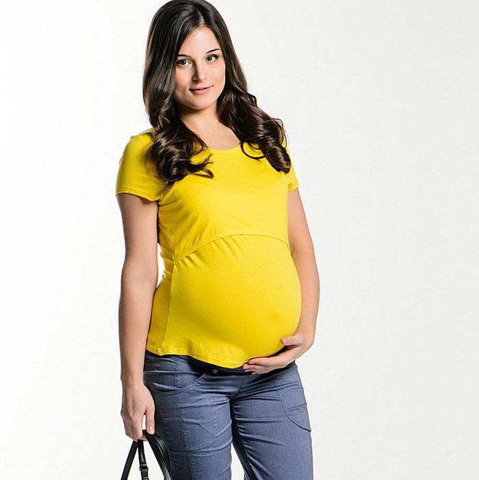 Критерии выбора домашней одежды для беременных