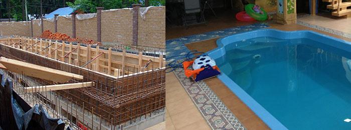 Как правильно построить качественный бассейн