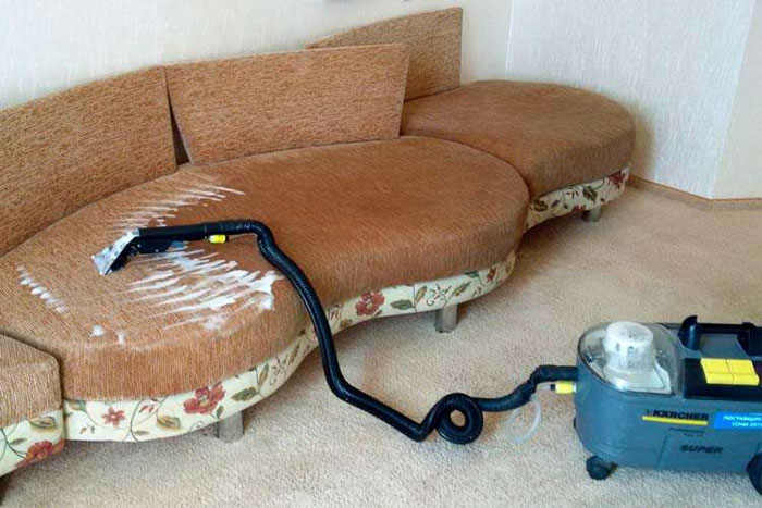 Химчистка для дома