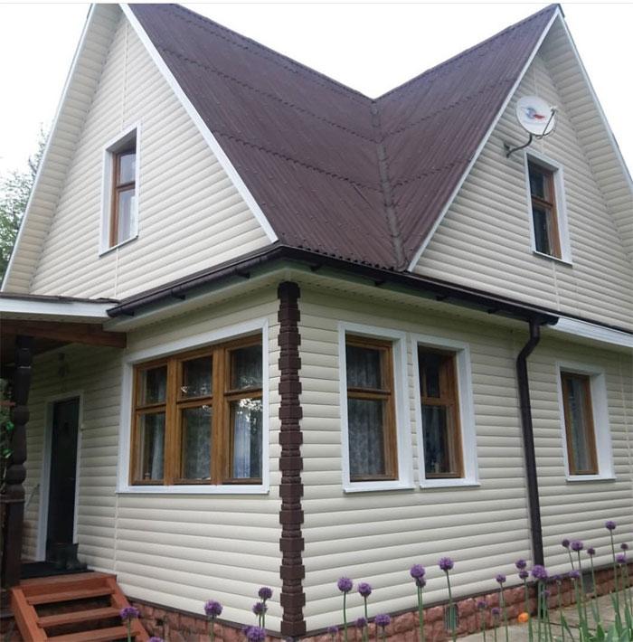Оформление фасада дома: самые беспроигрышные решения