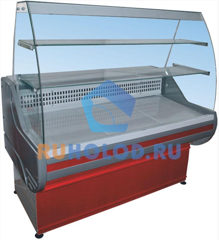 Торговое холодильное оборудование от компании РУХОЛОД