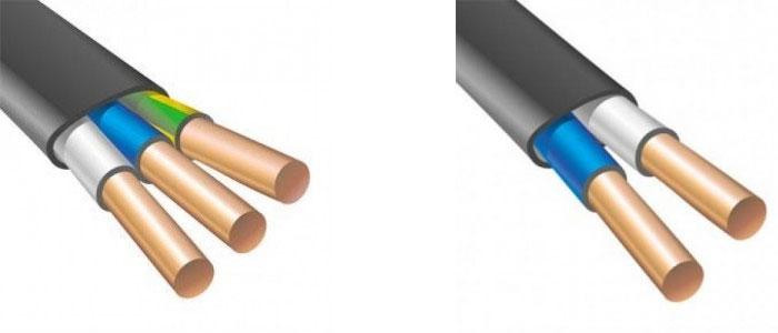 Высококачественный силовой кабель: защита от возгорания и повышенного дымообразования