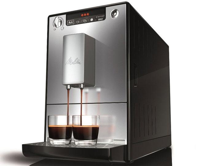 Melitta - выбираем кофемашину для кафе