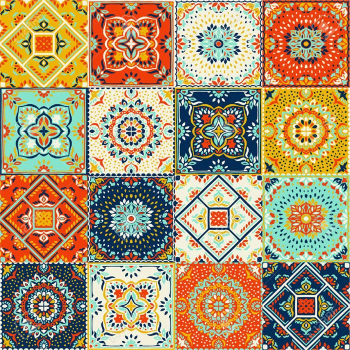 Испанская плитка