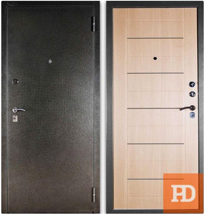 Как выбрать бюджетную дверь в квартиру?