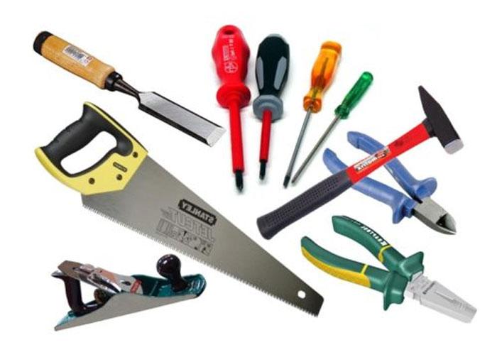 Набор инструментов для хозяйства